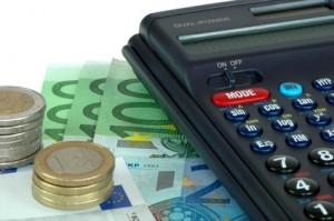 Gebühren von Kreditkarten