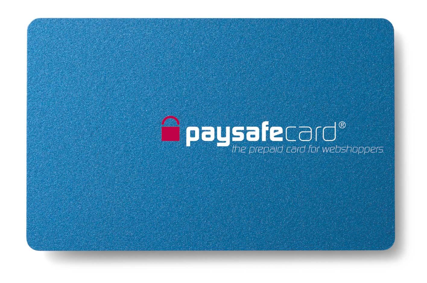 paysafe kreditkarte
