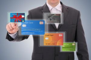 Richtige Wahl der Kreditkarte