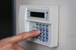 Aufbewahrung der Unterlagen und der Kreditkarte