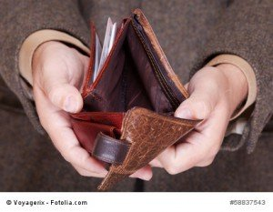 Vorsicht vor Schulden